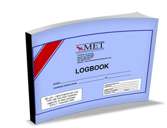 Engineroom Logbook Type 30B