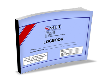 Engineroom Logbook Type 90A
