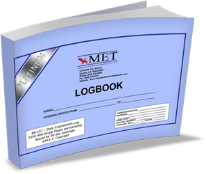 Engineroom Logbook Type 90A (Platinum)