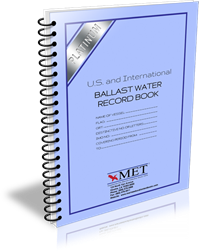 Ballast Water Record Book (Platinum)